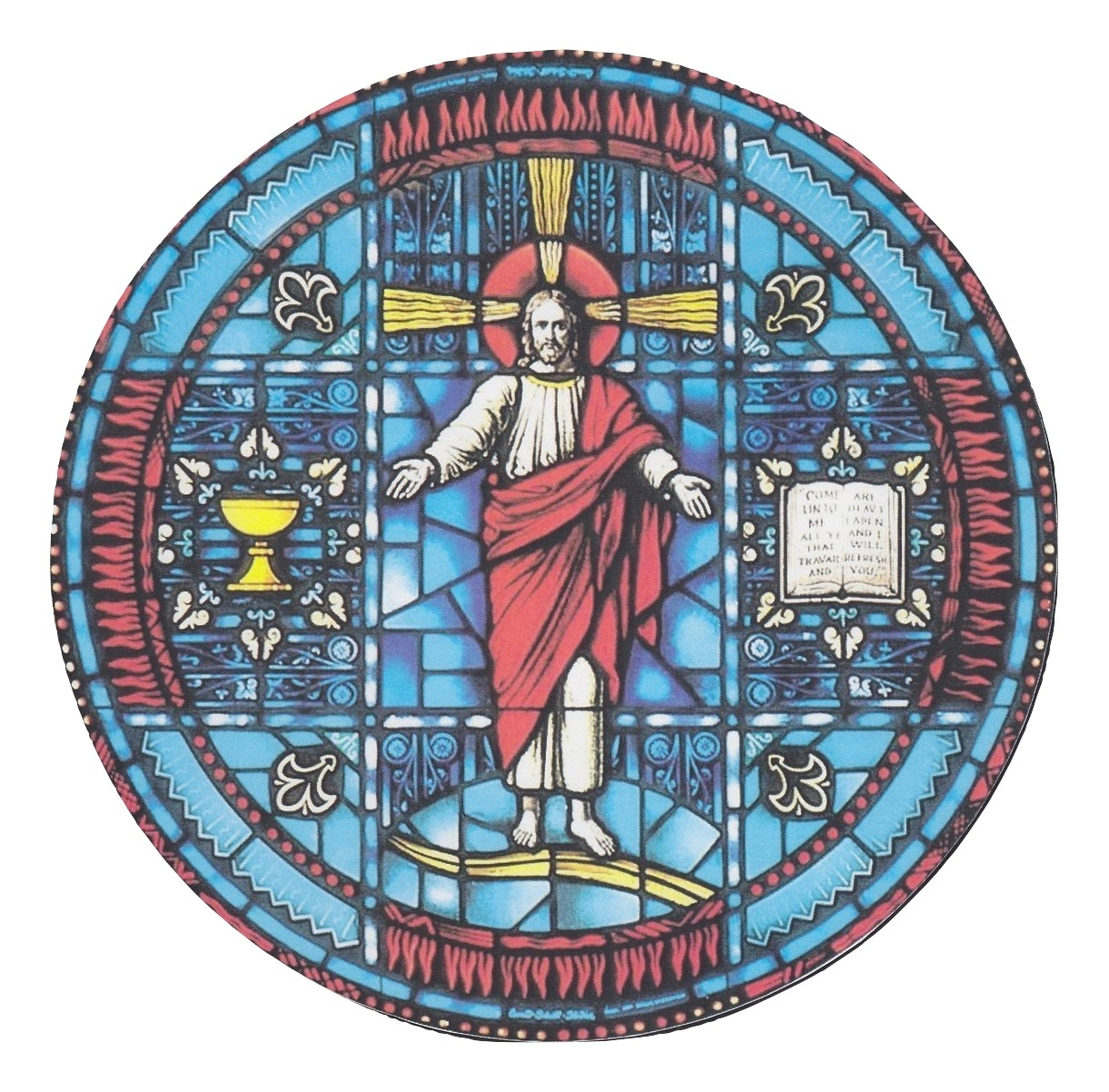 Incarnation Catholic Church Logo